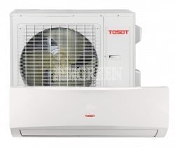 TOSOT LOMOPLUS ULTRAHEAT HEAT PUMP UP TO 38 SEER -30C