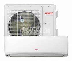 TOSOT LOMO 16 HEAT PUMP SYSTEM -20C