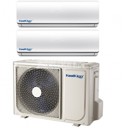 KoolKing DUCTLESS HEAT PUMP MULTI ZONE SPLIT SYSTEM