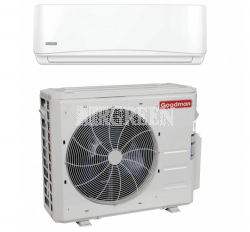 GOODMAN DUCTLESS HEAT PUMP 21 SERIES