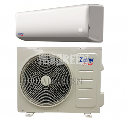 Zephyr Ductless Heat Pump