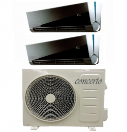 CONCERTO MULTI ZONE DUCTLESS HEAT PUMP