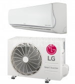 LG Gloss White DUCTLESS HEAT PUMP