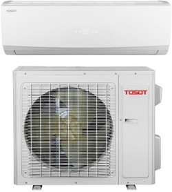 TOSOT LOMO 23 HEAT PUMP SYSTEM -25C
